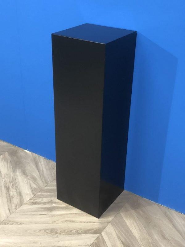Zwarte zuil